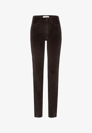 STYLE SHAKIRA - Jeans Skinny Fit - brown