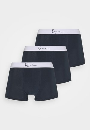 SMALL SIGNATURE ESSENTIAL 3 PACK - Panties - dark blue