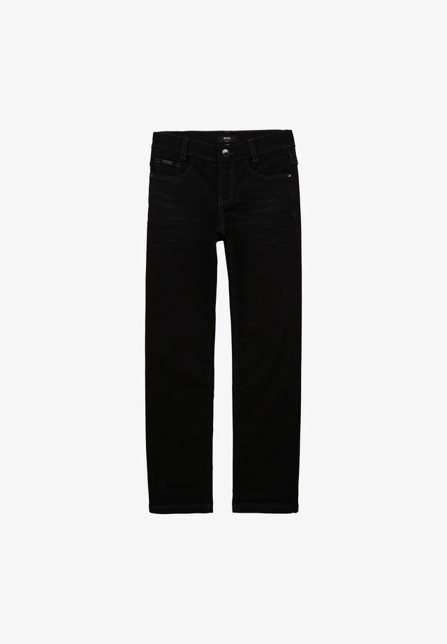 TECNICO - Jeans a sigaretta - denim black lave