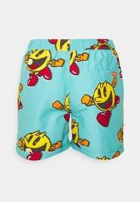 OppoSuits - PAC-MAN WAKA-WAKA SET - Shorts - blue - 4