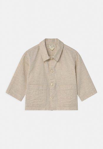 UNISEX - Shirt - beige