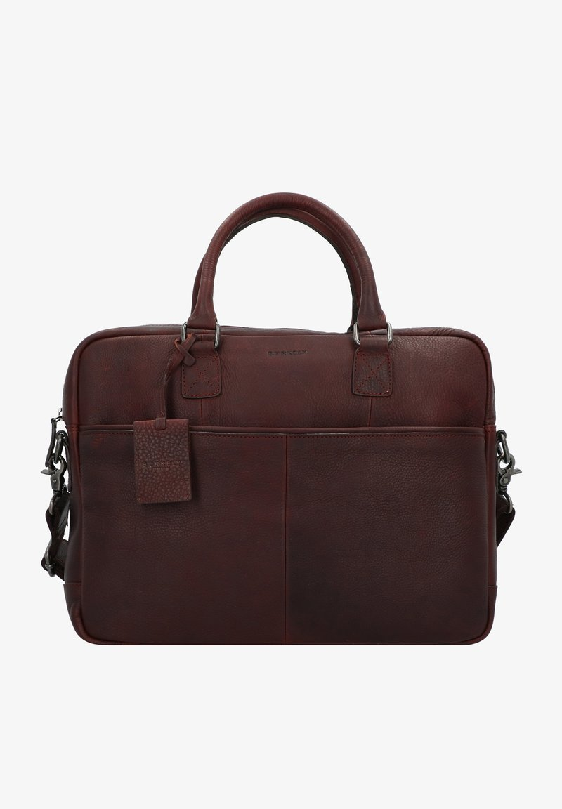 Burkely - ANTIQUE AVERY - Briefcase - brown