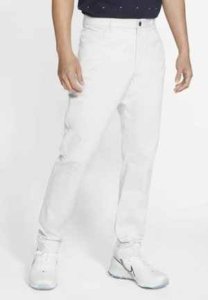FLEX 5 POCKET PANT - Tygbyxor - photon dust/wolf grey