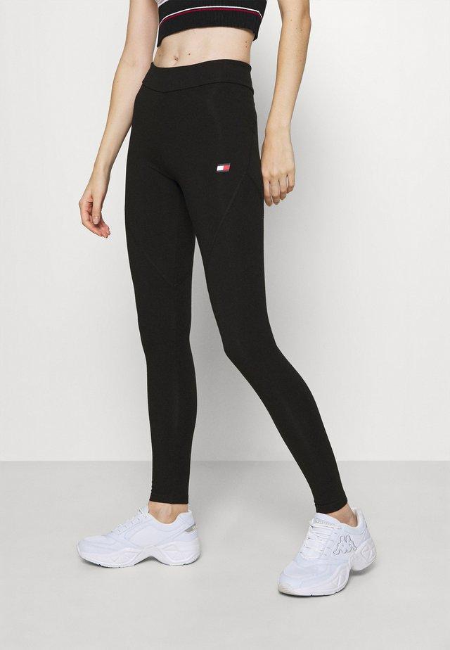 LEGGING LOGO - Collants - black