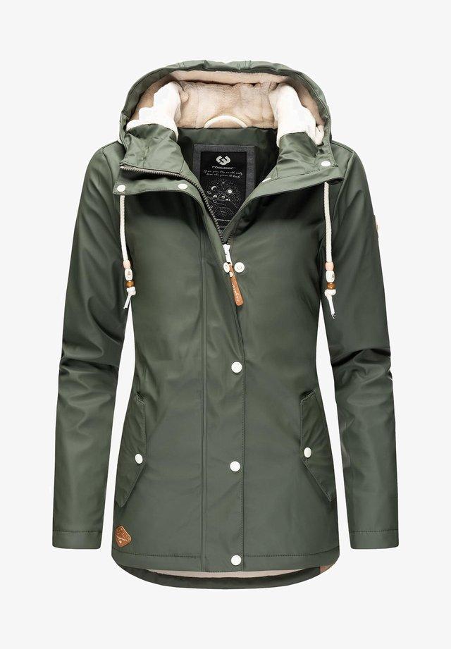 MARGE - Winter jacket - olive20