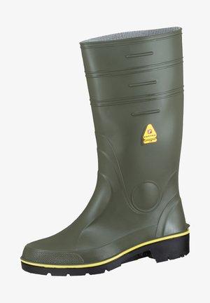 RONTANI NITRIL - Wellies - grün