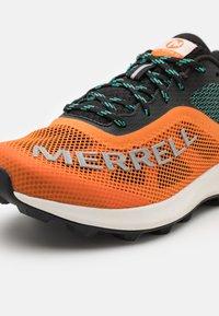 Merrell - MTL SKYFIRE RD - Trail running shoes - red - 5