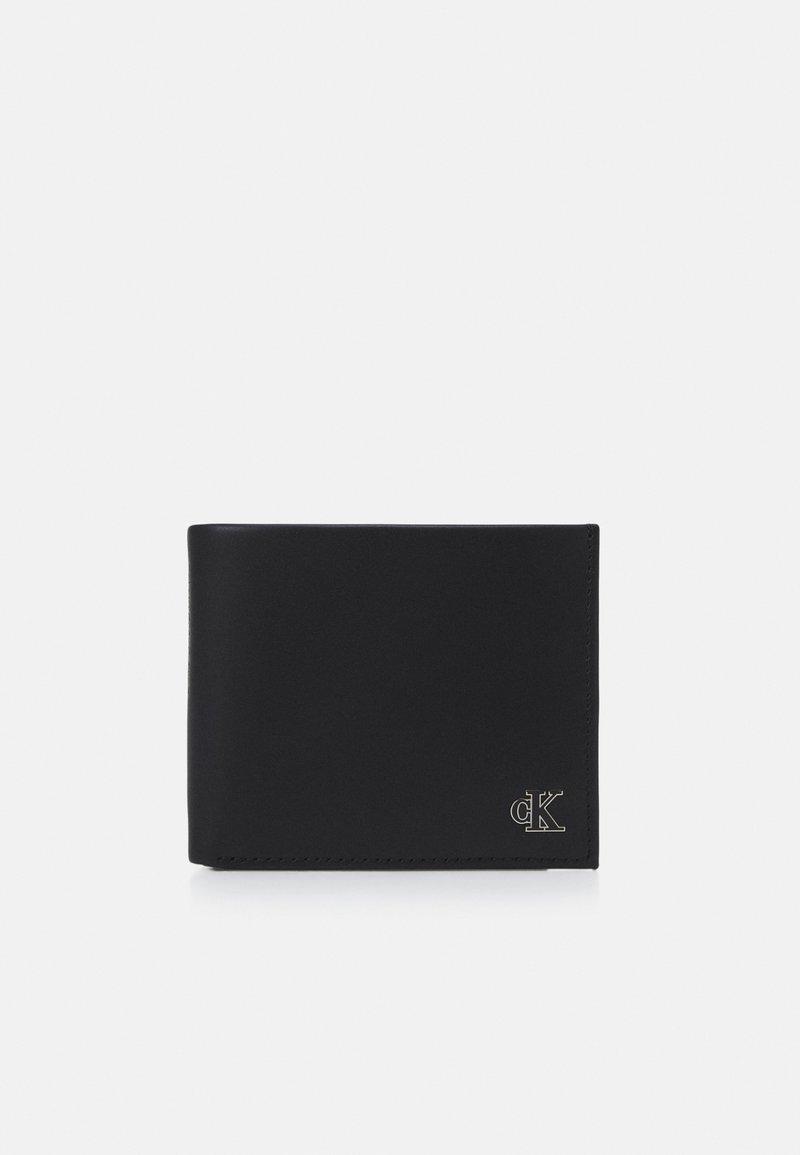 Calvin Klein Jeans - BIFOLD COIN - Wallet - black