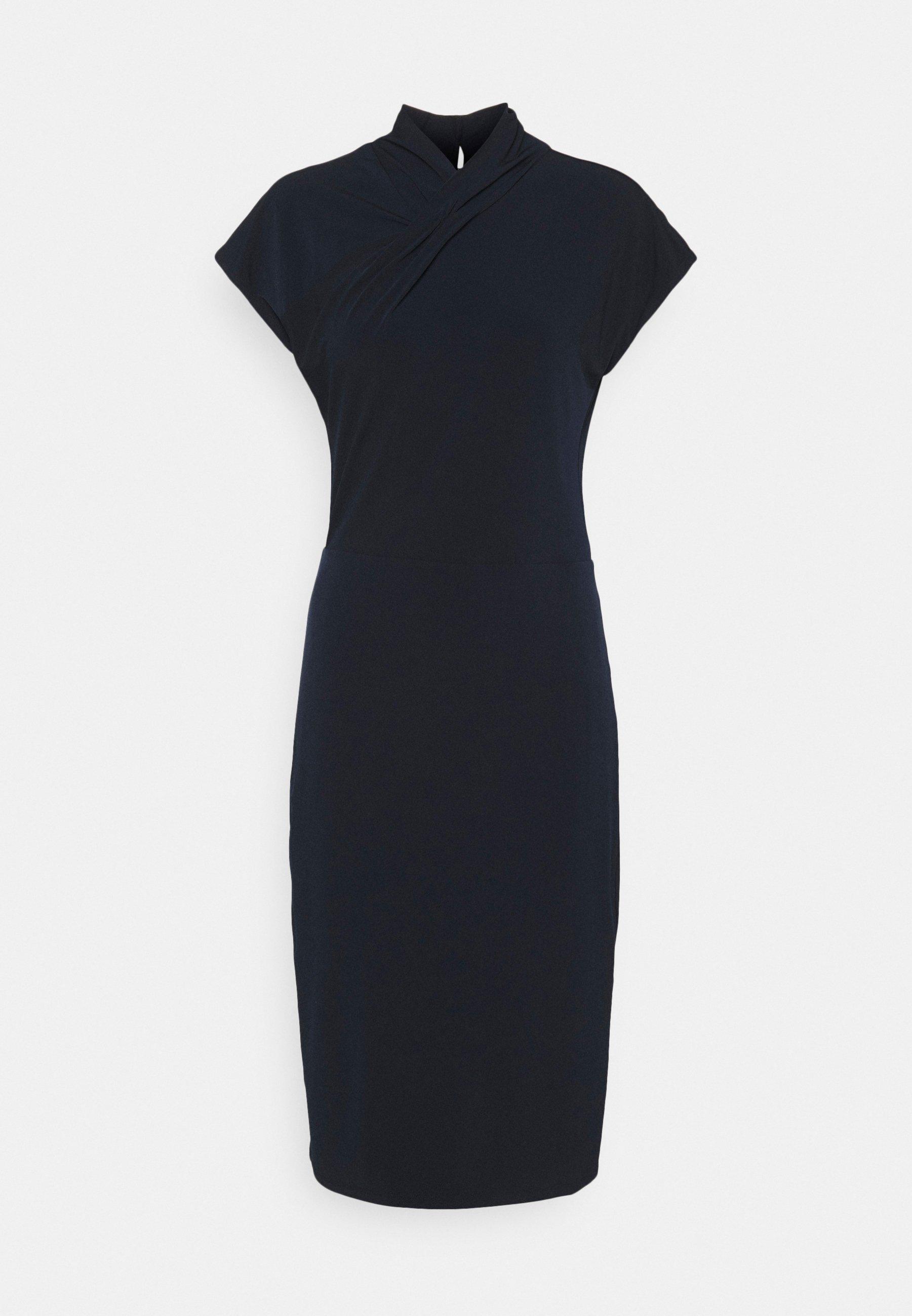 PER DRESS   Jerseykleid   navy
