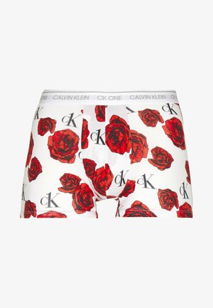 TRUNK - Pants - red