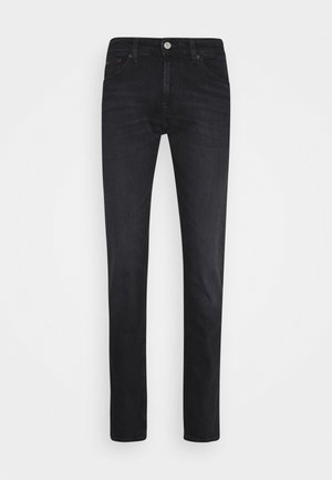 SCANTON SLIM - Jeansy Slim Fit - max black