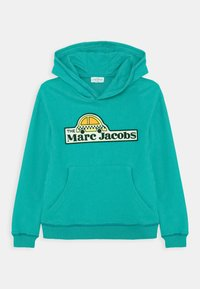 The Marc Jacobs - HOODED UNISEX - Mikina skapucí - green - 0