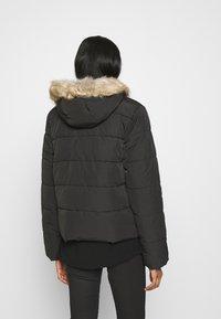 JDY - Winter jacket - black - 2