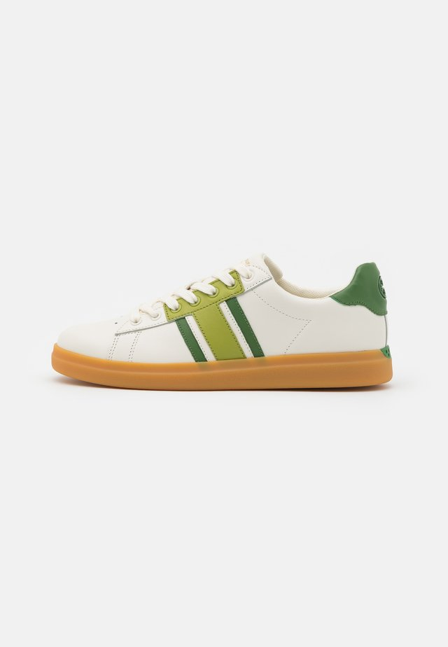 HOWELL COURT - Sneakers - new ivory/sport spinach green