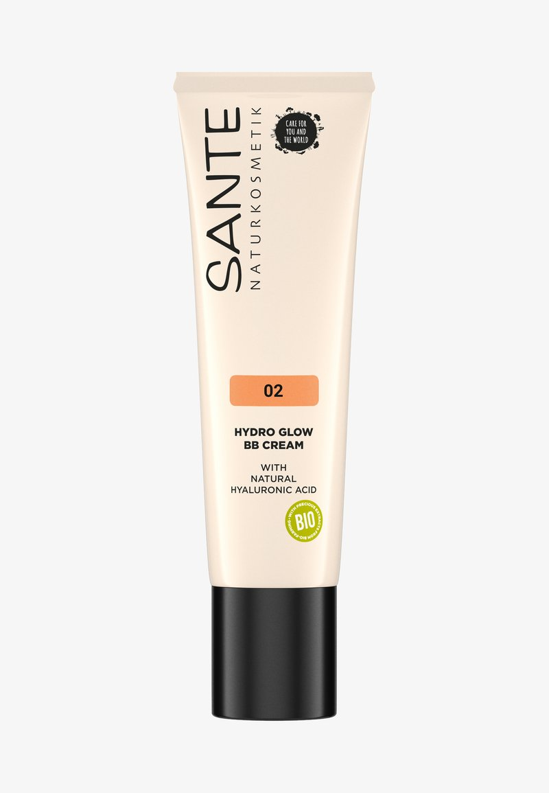 Sante - HYDRO GLOW BB CREAM - BB cream - 02 medium-dark