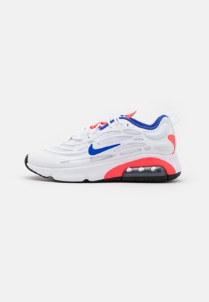 AIR MAX EXOSENSE - Sneakers laag - white/racer blue/flash crimson/metallic silver/black