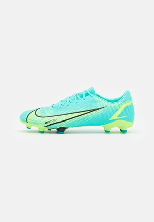 MERCURIAL VAPOR 14 ACADEMY FG/MG - Fodboldstøvler m/ faste knobber - dynamic turquoise/lime glow