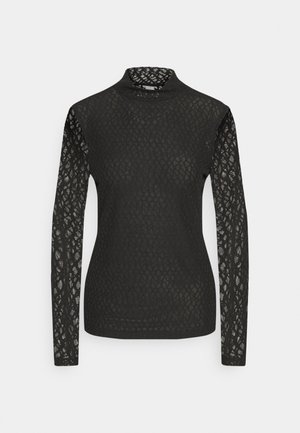 SC-NAVA 1 - Long sleeved top - black