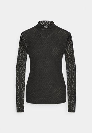 SC-NAVA 1 - Camiseta de manga larga - black