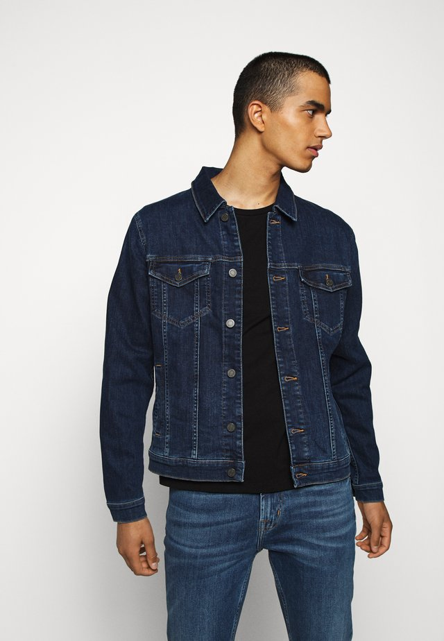 PERFECT JACKET - Farkkutakki - dark blue