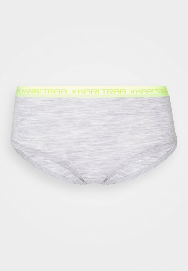 FROYA HIPSTER - Pants - grey