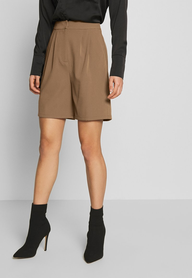 4th & Reckless - PASCAL - Shorts - camel