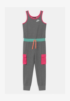 SLEEVELESS - Jumpsuit - carbon heather