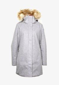 Luhta - ISOKURIKKA  - Winter coat - light grey - 8