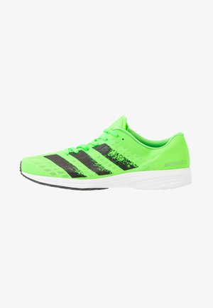 ADIZERO RC 2 - Competition running shoes - signal green/core black/footwear white