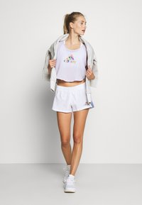 adidas Performance - PRIDE PACER SHORT - Sports shorts - white - 1