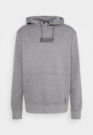 VERSE FLEECE - Hoodie - frost_gray
