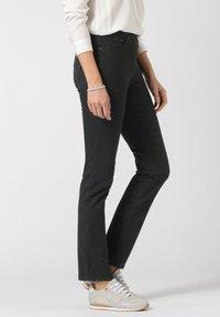 BRAX - STYLE PAMINA - Slim fit jeans - black - 2