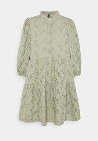YAS - YASNADINE DRESS - Day dress - shadow - 5