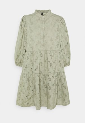 YASNADINE DRESS - Denní šaty - shadow