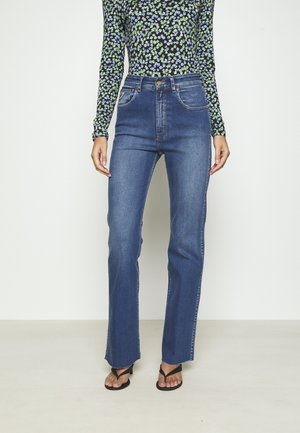 RILEY - Jeans bootcut - stone