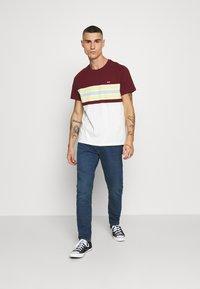 Levi's® - ORIGINAL TEE - T-shirt basic - bordeaux - 1
