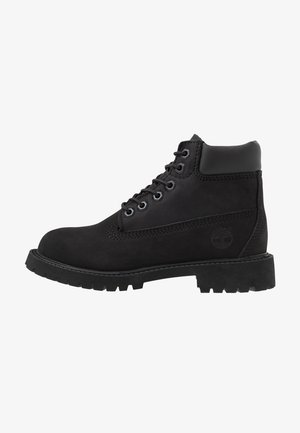PREMIUM - Lace-up ankle boots - black