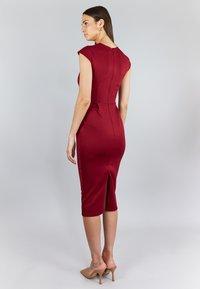 True Violet - Cocktail dress / Party dress - bordeaux - 2