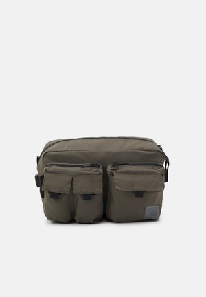 ELMWOOD HIP BAG UNISEX - Bum bag - moor