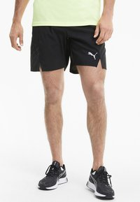 Puma - Shorts - black-ultra gray - 0