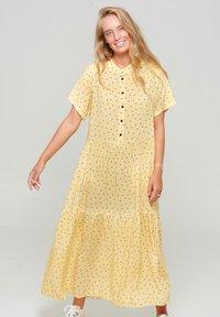 Noella - LIPE - Maxi dress - tiny yellow - 0