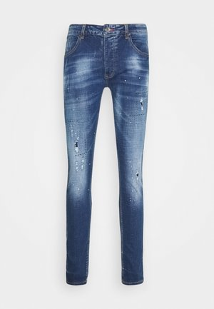 Slim fit jeans - blue wash