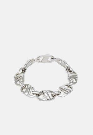 CHAIN - Pulsera - silver-coloured