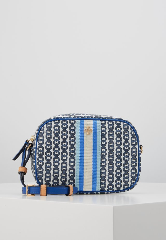 GEMINI LINK MINI BAG - Olkalaukku - bondi blue