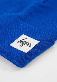 Hype - BEANIE HYPE PATCH - Huer - blue - 2