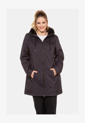GROSSE GRÖSSEN - Soft shell jacket - schwarz
