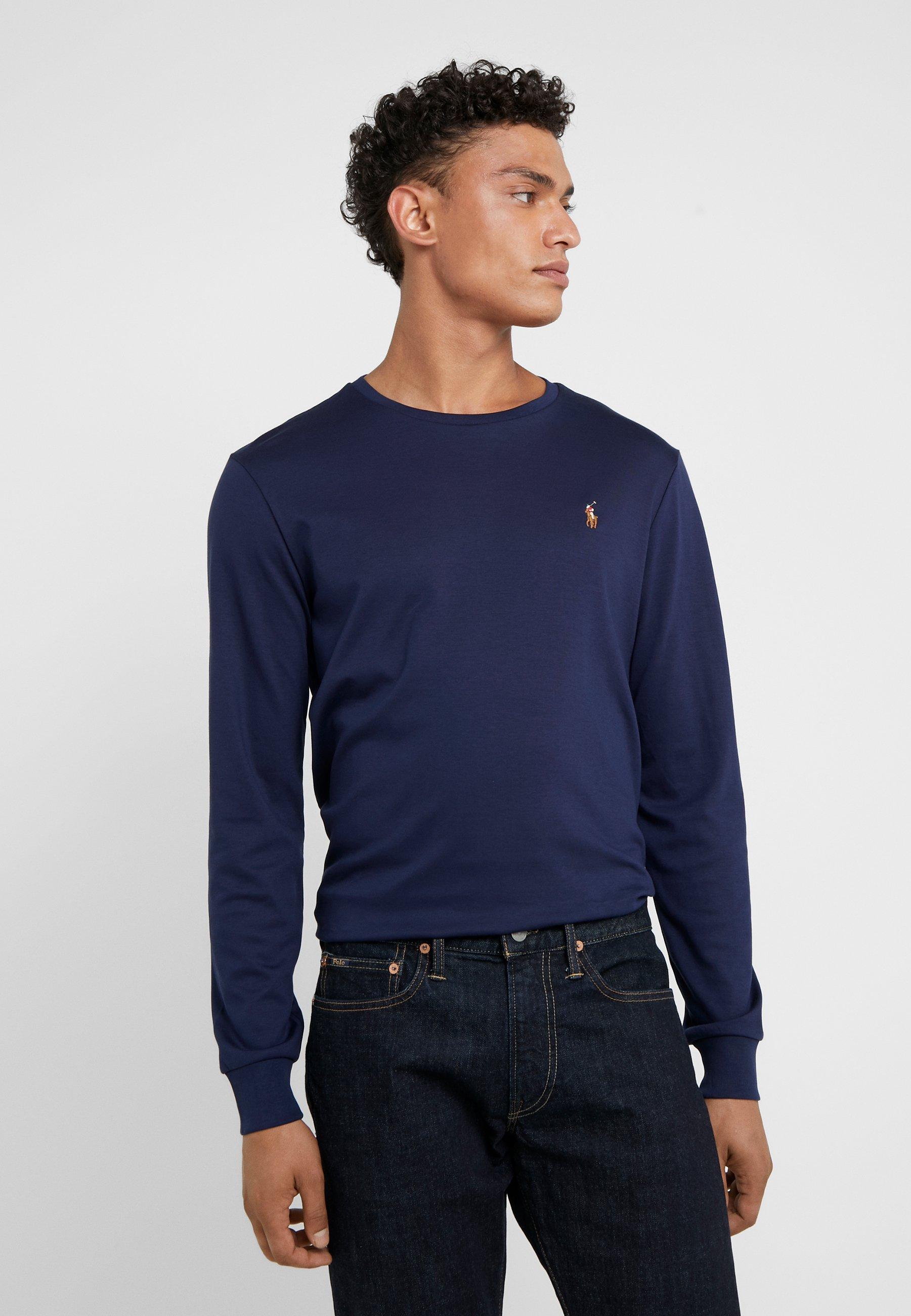 Men PIMA - Long sleeved top