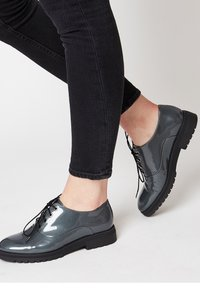 RISA - Casual lace-ups - grey - 0