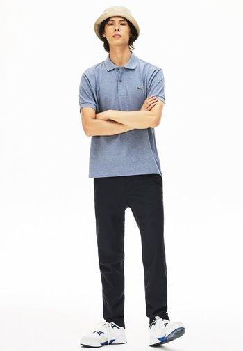 Polo shirt - bleu chine