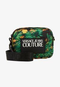 Versace Jeans Couture - JUNGLE PRINT CAMERA - Umhängetasche - multicoloured - 5